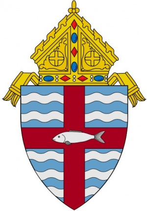 Arms (crest) of Diocese of Madison