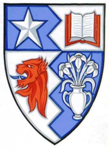 Arms (crest) of Hillside Primary School