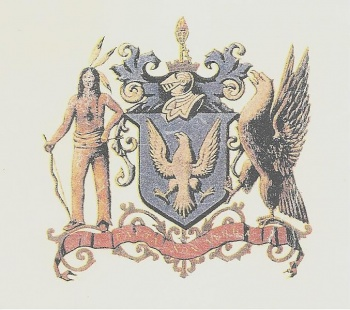 Coat of arms (crest) of the The Ancient and Honorable Artillery Company of Massachusetts