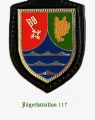 Jaeger Battalion 117, German Army.png