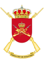 Infantry Forces Inspector's Office, Spanish Army.png