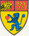 333rd Armoured Battalion, German Army.png