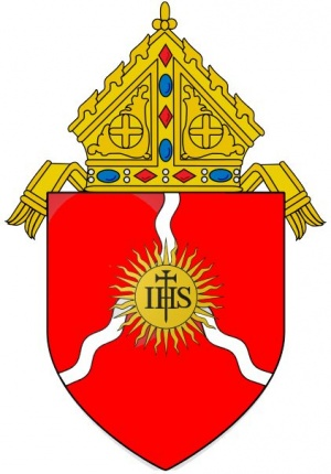 Arms (crest) of Diocese of Shreveport