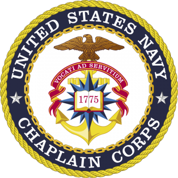 Coat of arms (crest) of the United States Navy Chaplain Corps