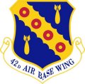 42nd Air Base Wing, US Air Force.png