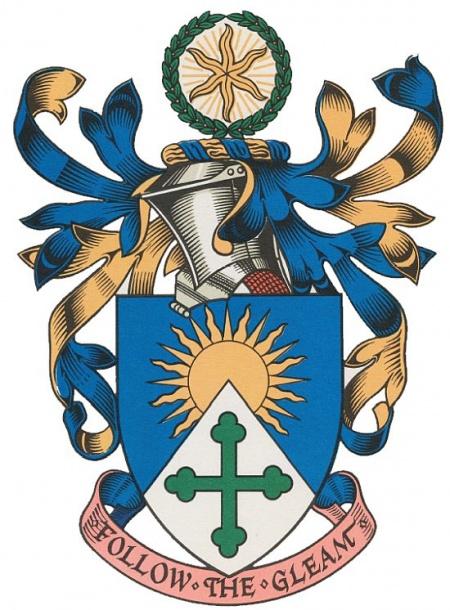 Coat of arms (crest) of Bruton School for Girls