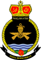 KD Panglima Hitam (HMS Black Knight), Royal Malaysian Navy.png