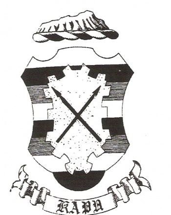 Coat of arms (crest) of the Coast Defenses of Honolulu, US Army