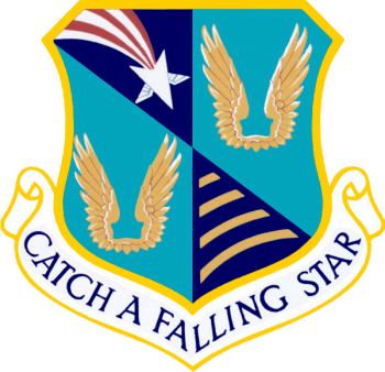 Coat of arms (crest) of the 6594th Test Group, US Air Force
