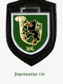 Jaeger Battalion 106, German Army.png