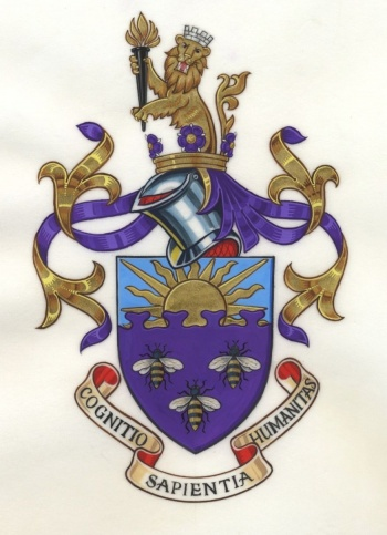 Arms (crest) of University of Manchester
