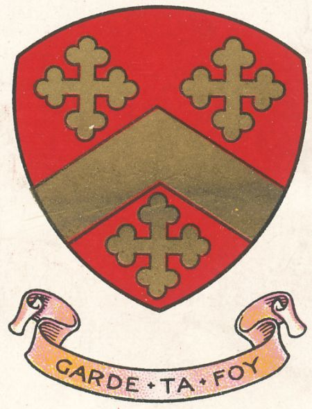 Coat of arms (crest) of Felsted School