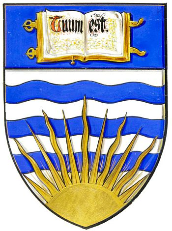 Arms of University of British Columbia
