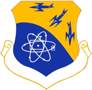 Coat of arms (crest) of the 26th Air Division, US Air Force