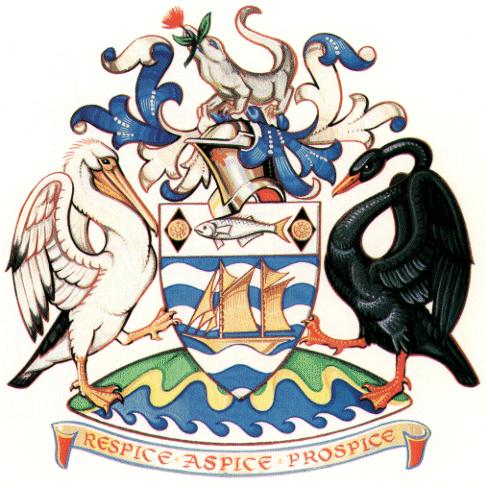 Arms (crest) of Lake Macquarie