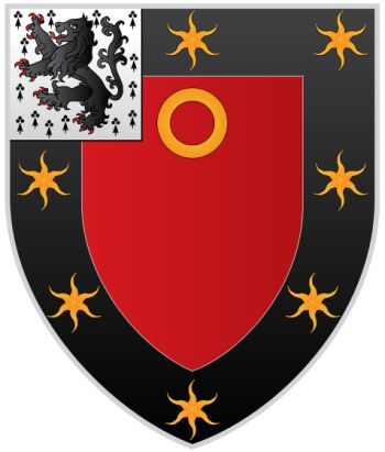 Arms of St John's College (Oxford University)
