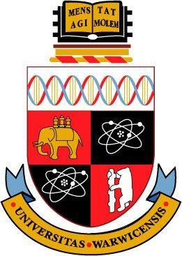 Arms of University of Warwick