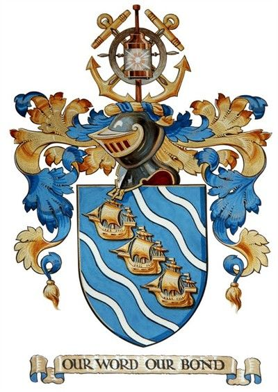 Arms of Institute of Chartered Shipbrokers