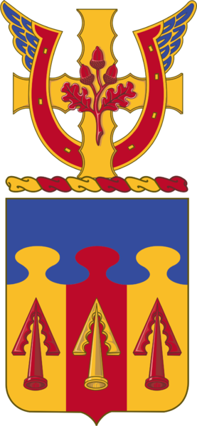 Coat of arms (crest) of the 227th Aviation Regiment, US Army