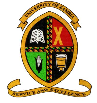 Arms of University of Zambia