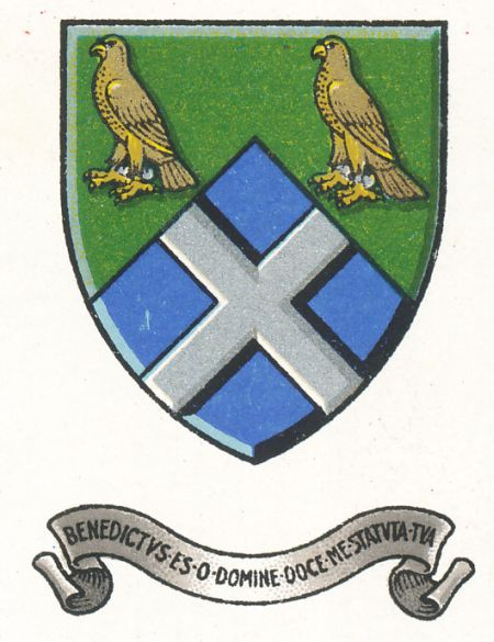 Coat of arms (crest) of Bradfield College