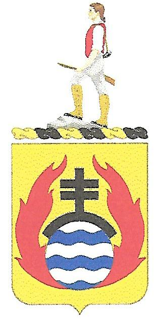 Arms of 479th Chemical Battalion, US Army