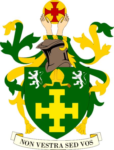Coat of arms (crest) of St Chad's College (Durham University)