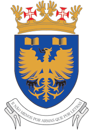 Coat of arms (crest) of the Air Force Academy, Portuguese Air Force