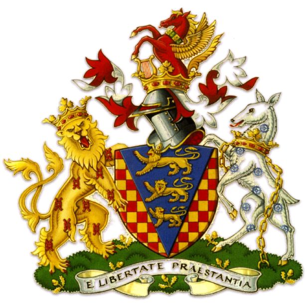Arms of Chartered Institution for Further Education