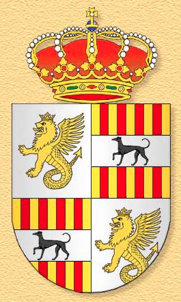 Coat of arms (crest) of the Infantry Regiment Inca No 62 (old), Spanish Army