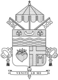 Arms (crest) of Cathedral Basilica of The Sacred Heart, Newark