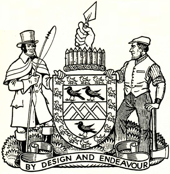 Arms of Crawley Development Corporation