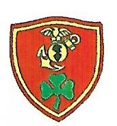 Coat of arms (crest) of the Marine Detachment Londonderry, USMC