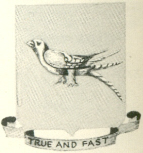 Coat of arms (crest) of the 22nd Service Group, USAAF