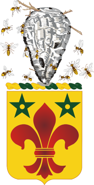 Coat of arms (crest) of the 252nd Armor Regiment, North Carolina Army National Guard