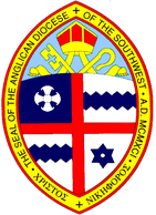 Arms (crest) of Diocese of the Southwest, ACA