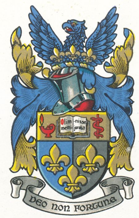 Coat of arms (crest) of Epsom College