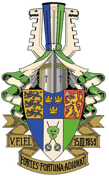Arms of Corps Normannia zu Hannover