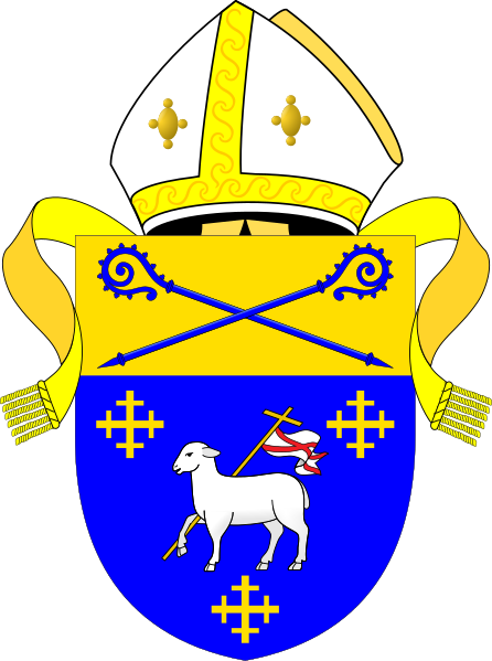 Arms (crest) of Diocese of Connor