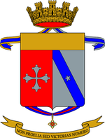 Coat of arms (crest) of the 30th Infantry Regiment Pisa, Italian Army