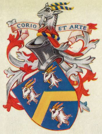 Arms of Worshipful Company of Cordwainers