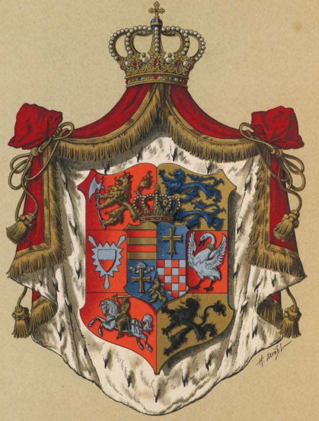 Arms of Oldenburg (State)