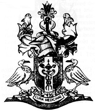 Arms of South African Medical and Dental Council