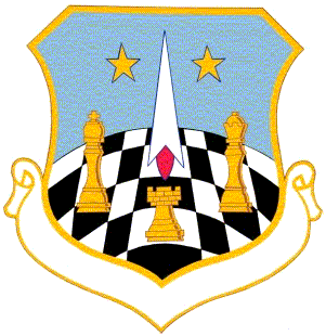 Coat of arms (crest) of the 17th Air Division, US Air Force