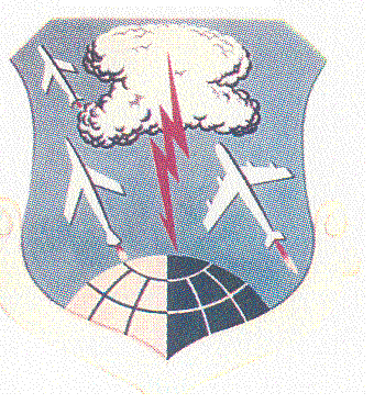 Coat of arms (crest) of the 5th Weather Group, US Air Force