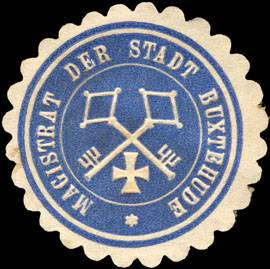 Seal of Buxtehude
