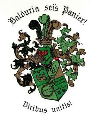 Arms of Technische Corporation Bund Balduria zu Weihenstephan