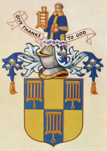 Arms of Worshipful Company of Girdlers