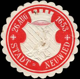 Seal of Neuwied