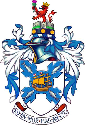 Arms (crest) of Restormel